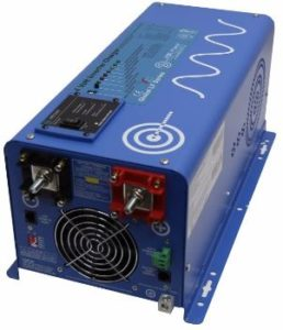 2. AIMS Power 3000 Watt 24V Pure Sine Inverter Charger