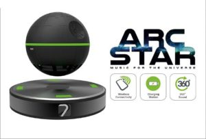 2. Arc Star Floating Speaker
