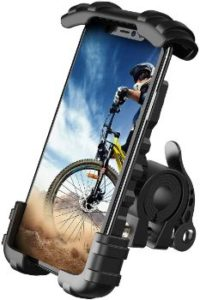 2. Bike Phone Holder, Motorcycle Phone Mount
