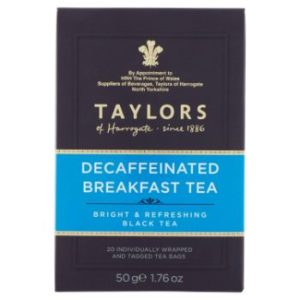 2. Taylors of Harrogate Decaffeinated Breakfast