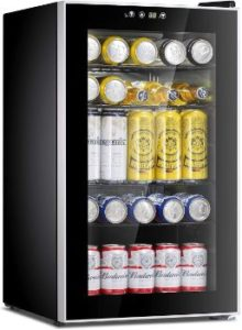 3. Antarctic Star Beverage Refrigerator Cooler-85 Can