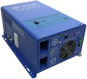 4. AIMS Power 3000 Watt Pure Sine Inverter Charger