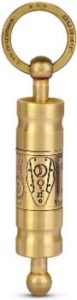 4. CIGARLOONG Cigar Hole Cutter (Gold)