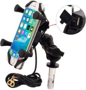 4. Motorcycles Phone Mount