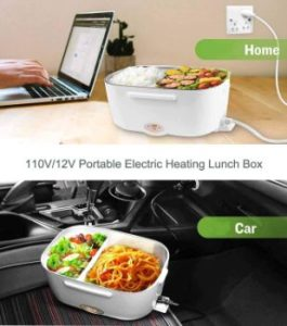 4. Portable 12V Electric Lunch Box