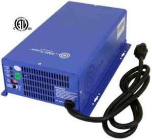 5. AIMS Power CON120AC1224DC AC Converter & Battery