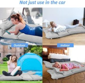 5. Haomaomao SUV Air Mattress with Electric Pump and Pillow