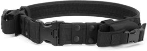 5. Heavy Duty Tactical Belt