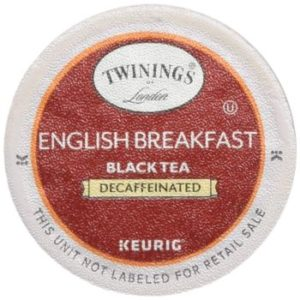 6. Twinings of London English Breakfast Tea