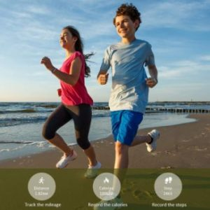 7. BIGGERFIVE Fitness Tracker Watch for Kids