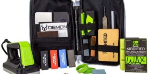 7. Demon Mechanic Elite X Ski Tuning Kit