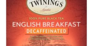 Top 10 Best Decaffeinated Breakfast Tea in 2021 Reviews