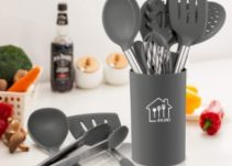 Top 10 Best Kitchen Utensil Sets  in 2021 Reviews
