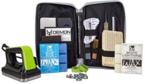8. Demon Mechanic Plus Ski and Snowboard Tuning Kit