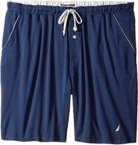 8. Nautica Men's Sleep Lounge Short