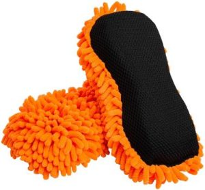 8. SCRUBIT Microfiber Car Wash Sponge