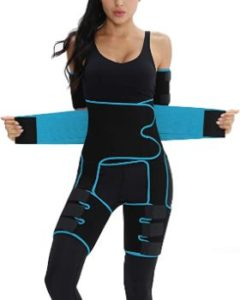 9. 4 in 1 Elastic Band S-7XL Arm and Thigh Waist Trainer