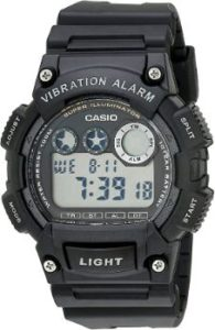 9. Casio Men's W735H-1AVCF Watch