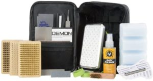 9. Demon Hyper Speed Ski & Snowboard Tune Kit