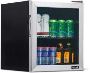 9. NewAir NBC060SS00 Beverage Cooler and Refrigerator