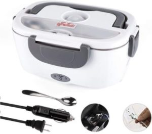 9. U-miss Electric Lunch Box for Car and Home