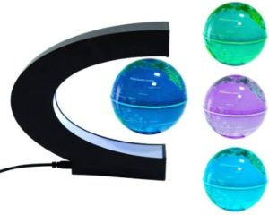 2. 3 Magnetic Levitation Floating Globe