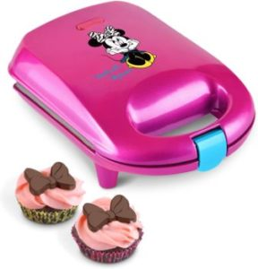2. Disney DMG-7 Minnie Mouse Cupcake Maker