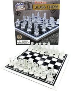 2. Matty's Toy Stop Deluxe Chess Set (10) Small