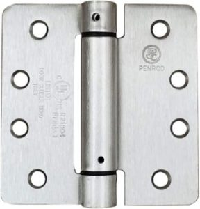 5. Spring Hinge 4 Inch with 14 Inch Radius