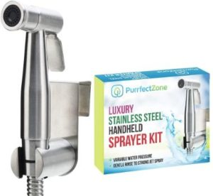 6. Purrfectzone Bidet Sprayer