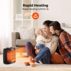 1. andily Space Electric Heater