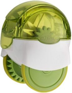 1. Chef'n Zoom with Peeler Garlic Chopper