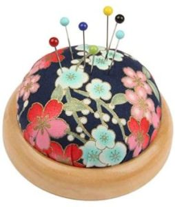 1. JFFX Pin Cushion