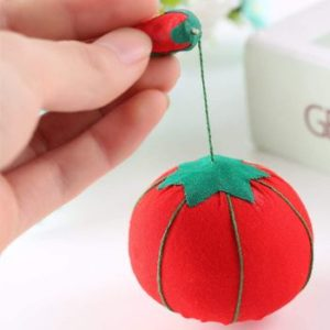 3. Tomato Pin Cushion