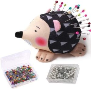 5. 1Pc Hedgehog Shape Pin Cushion