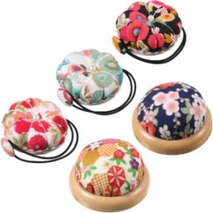 6. 3 Pieces Wrist Pin Cushions