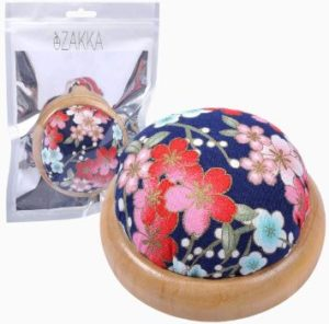 7. eZAKKA Pin Cushion